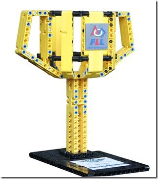 Põhja-Eesti FLL (First Lego League) 1 koht